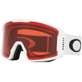 Oakley Line Miner goggles rood/wit